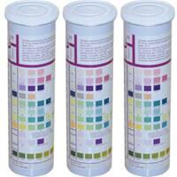 Тест-полоски URISCAN для дослідження сечі U25 Nephro 6*  (кров, білок, нітрит, глюкоза, рН, лейкоцити), 100 шт.