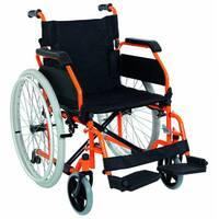 Коляска інвалідна регульована з фіксатором без двигуна Golfi - 19 Heaco