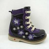 Дитячі ортопедичні чоботи для дівчаток Mimy арт.312, мод.78-016, (Туреччина)