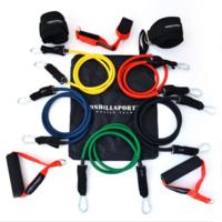 Универсальный набор трубчатых эспандер 11 в 1 OnhillSport