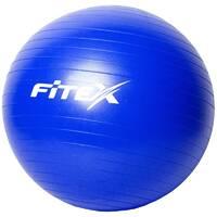 М'яч гімнастичний із захистом від розриву 65 см Fitex