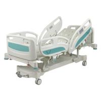 Ліжко лікарняна COMFORT 6ze укомплектовано інфузійною стойкою, матрацом