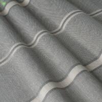Тюль современная серого цвета в полоску Испания 82892v3