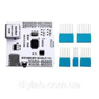 Ethernet Shield для Arduino