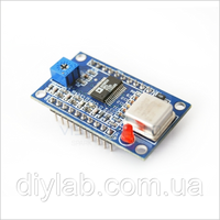 DDS генератор сигналів 0-70 МГц AD9851