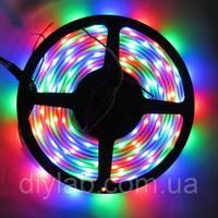 RGB Світлодіодна стрічка WS2812B 60LED/m