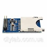 SD card reader для Arduino