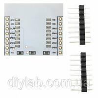 Адаптер для ESP8266 ESP-07, ESP-08, ESP-12