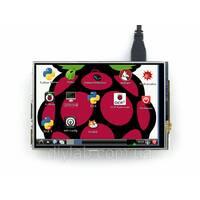 "RPi LCD (A) 4"" 320×480, IPS для Raspberry Pi от Waveshare"