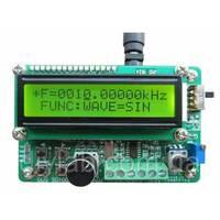 Генератор сигналів 0.01Гц- 5МГц з частотоміром до 60МГц
