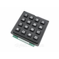 Матрична клавіатура 4x4