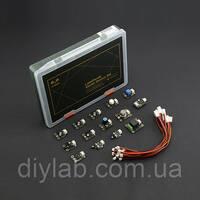 Стартовий набір сенсорів для LattePanda від DFrobot
