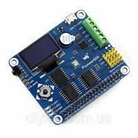 Плата расширения для Raspberry Pioneer600 от Waveshare