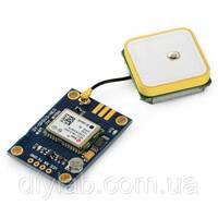 GPS модуль NEO-7M для Arduino, Raspberry Pi, AVR, STM32