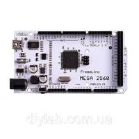 Freaduino MEGA2560 (аналог Arduino MEGA2560 з додатковими можливостями)