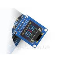 RGB OLED LCD 0.95'' 128x64 SPI SSD1331