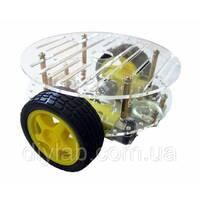 Міні платформа для робота (2 колеса)