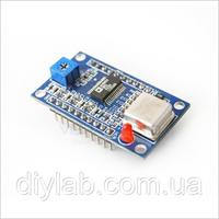 DDS генератор сигналів 0-40 МГц AD9850 V2