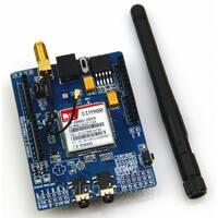 GSM GPRS SIM900 Shield для Arduino