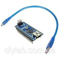 Arduino Nano V3.0 ATmega328 FT232 + USB Cable