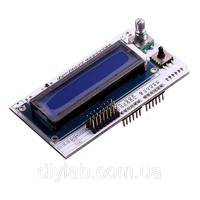 LCD Key Shield для Arduino