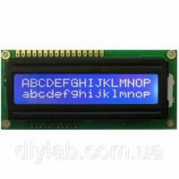 LCD 1602 HD44780 Arduino, Raspberry Pi, AVR, PIC