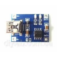 Зарядний пристрій li-ion і li-pol батарей