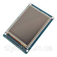 TFT LCD 3.2 SSD1289 + Touch panel + SD Card