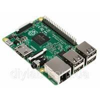 Raspberry Pi 2 Model B (900 MHz Quad Core, 1GB RAM)
