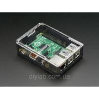 Корпус для Raspberry Pi B+ / Raspberry Pi 2 B від Adafruit