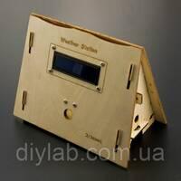 Учебный набор метеорологическая станция с солнечной панелью