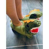 Детские домашние тапочки Динозавр 31 -35 рр