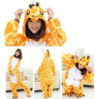 Пижама кигуруми Жираф (L)
