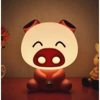 Светильник ночник Свинка