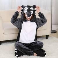 Пижама кигуруми Волк (M)