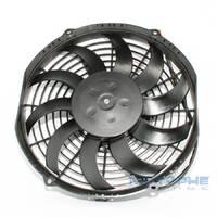 "Вентилятор 10"" (255 mm), 12V, штовхаючий, 1430 m3/h, SPAL - VA11-AP7/C-57S"