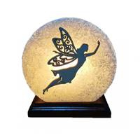 Соляна лампа Панно кругле