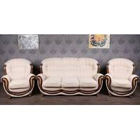 Комплект м'яких меблів Женове в класичному стилі
