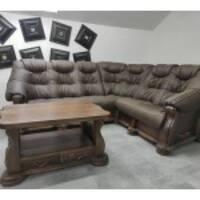 Шкіряний диван кутовий BOGDAN 3Rx1