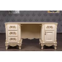 Двухтумбовый стол Версаль из массива дерева