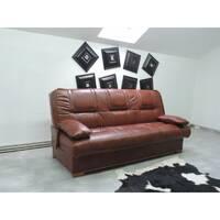 Кожаный комплект мебели PORTO 3R+1+1
