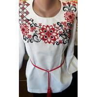 Блуза '' Пектораль''   ( вишивка бісером)