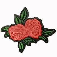 Термоаплікація клейова   ''Троянди червоні''