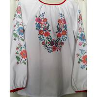 Пошитые сорочки и платья под вышивку нитками  (бисером)