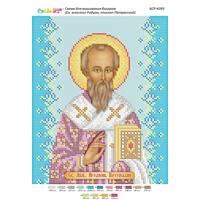 Схема для вишивки бісером   Св.апостол Родіон, єпископ Патросский.