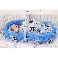 Кокон-трансформер для новонародженого зі знімною кіскою