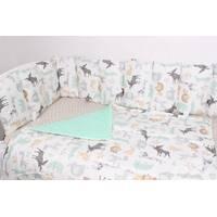 Постільна білизна для новонароджених в ліжечко