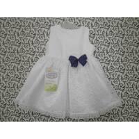 Платье с кружевной юбкой ТМ Happy ToT 80