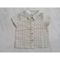 """Рубашка """"Гонки"""" ТМ Garden Baby 68"""