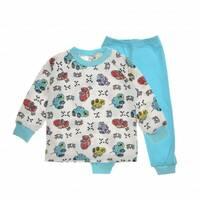 Пижама для мальчика  TM Merry Bee 92, Голубой